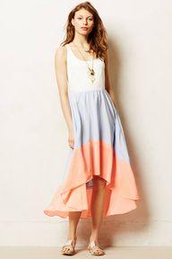 Capay Dress - anthro