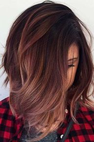 28 Latest Hair Colors for 2019 - Get Your Hairstyle Inspiration for This Season, Hair Colors There are staining on which you can immediately say that you did them somewhere on the outskirts and paid an indecently low amount. Do not..., Hair Color