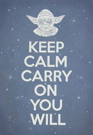 Keep calm and...Star