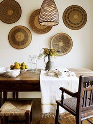 Rustic Dining Room W