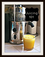 Juicing 101: how to