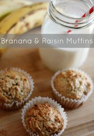 Branana & Raisin Muf