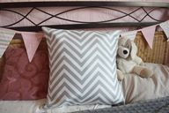 How to Make an Envelope Cushion Cover - Serenity You