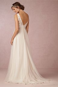 BHLDN Tamsin Gown in  Bride Wedding Dresses at BHLDN
