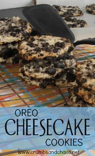 Oreo Cheesecake Cook