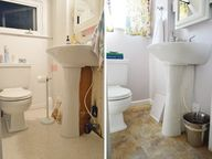 Bathroom makeover |