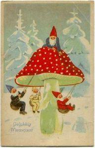 Mushroom Swing!! by