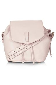 Blush Pink Leather C