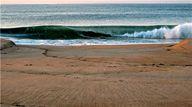 No, not the Pacific | East Beach Rhode Island