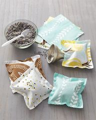 DIY Easy Sew Sachets