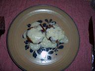 Shirred Egg and Baco