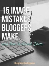 15 Image Mistakes Bl