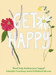 ''GET HAPPY - Need h