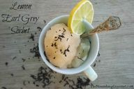 Lemon Earl Grey Sorb...