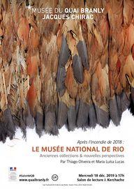 musée du quai Branly - Jacques Chirac - Production - musée du quai Branly - Jacques Chirac - Le musée national de Rio