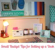 Small Budget Tips fo
