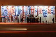 RETNA Mural at Houst