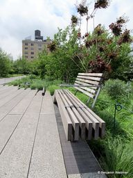 Walk the High Line N