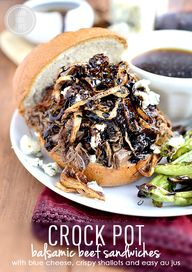 Crock Pot Balsamic B