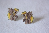 Derpy Hooves earring