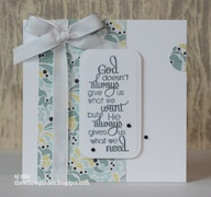 Beautiful card using