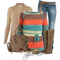 Fall fashionable