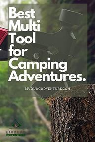 Best Multi Tool for Camping Adventures