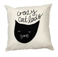 Crazy Cat Lady Throw