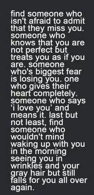 Find someone