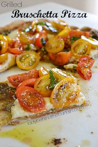 Grilled Bruschetta P