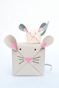 DIY: Holiday Mouse G