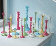 candlesticks in spri