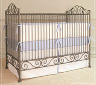 Iron Casablanca Crib
