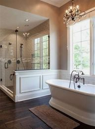 Savvy Southern Style: Master Bath Dreaming and Pinning #master bedroom ideas