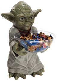 Yoda Candy Bowl Hold