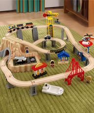 Train Play Set by Ki