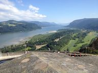The Vista House View