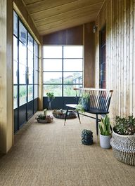 Sisal Small Boucle Classics in Bronze #whereinspirationbegins #sisal #tactile #organic #carpet #flooring