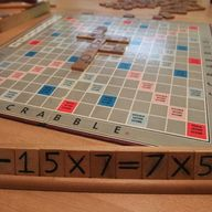 Number Scrabble - Th