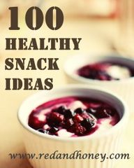 100 Healthy Snack Id