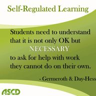 Self-Regulated Learn