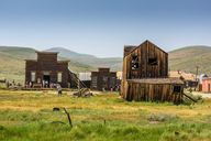 Ghost town! Bodie State Historic Park