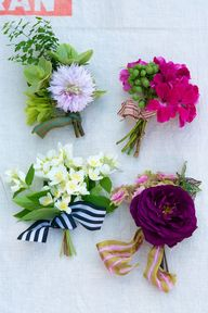 Mothers Day corsages 7 ways - Naked Bouquet