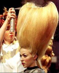 Big hair Fasion