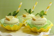 Little Lemonade Bundt Cakes