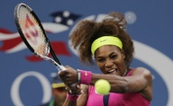 Serena Williams=BOOM