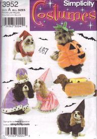 Dog Costumes In Two...