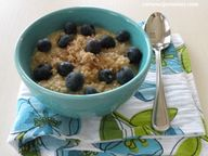 Breakfast Quinoa wit