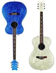 i want one of these...I love sparkly things and maybe Ill just have to do this to my guitars