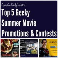 Top 5 Geeky Summer M